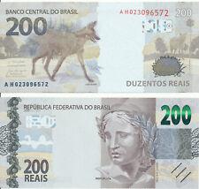 Brazil / Brasilien - 200 Reais 2020 UNC - Pick New