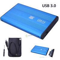 "SN9F USB 3.0 SATA 2.5"" inch HD HDD Hard Disk Drive Enclosure Aluminum Case Box"