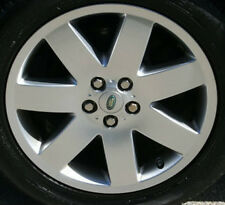 "Land Rover OEM 2006-2009 Range Rover Genuine 20"" 7 Spoke Alloy Wheels Brand New"