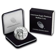 2017 1 oz Platinum American Eagle BU (w/U.S. Mint Box) - SKU #102686