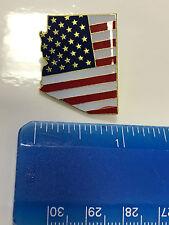 Arizona State Lapel Pin AZ US Flag American USA Patriot Politics
