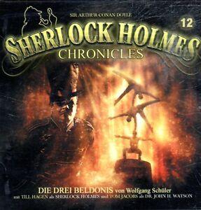 Sir Arthur Conan Doyle - Sherlock Holmes Chronicles 12 - Die drei Beldonis...#66