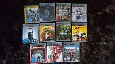 PS3 Spiele Sammlung Action, Adventure, Sport, Fantasy, Open Maps.