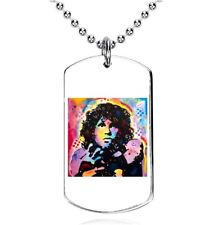 The Doors, Jim Morrison - Colgante, Dog Tag, Placa militar