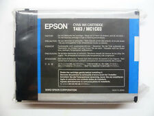Original Epson T483 T4830 cyan Stylus Pro 7500 110ml -------------- o.V. 08/2012