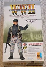 dragon action figure 1/6 ww11 german ansgar 12'' boxed did cyber hot toy