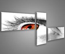 Quadri moderni astratti 180 x 70 stampe su tela canvas con telaio MIX-S_147