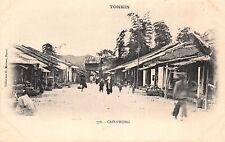 Postcard Cao-Phong Tonkin Vietnam~112140