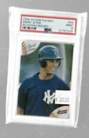 1994 Action Packed Derek Jeter Scouting Report PSA 9 - Yankees
