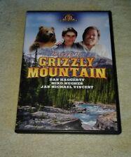 Escape to Grizzly Mountain DVD Dan Haggerty Jan Michael Vincent