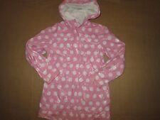 Girls CHEROKEE waterproof hooded rain coat  jacket L Lg