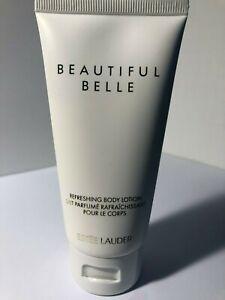 Estee Lauder Beautiful Belle Refreshing Body Lotion 2.5 oz / 75 mL NEW