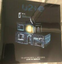 U2 eXperience + iNnocence Fan Club Live In Berlin Dvd Limited Edition