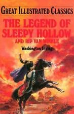 Great Illustrated Classics: The Legend of Sleepy Hollow Hardcover Brand NEW