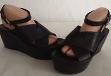 Sigerson Morrison Black Heels Size 9