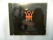 Red Harvest ‎– The Maztür Nation - CD Voices Of Wonder - VOW046 - Norway