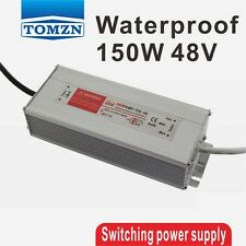 150W 48V 3.1A 110V INPUT Waterproof outdoor Single Output Switching power supply