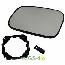 Land Rover Discovery 2 Heated Wing Mirror Glass & Mount Left Hand LH - CRD100650