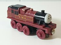 "(RARE) THOMAS THE TANK ENGINE & FRIENDS WOODEN ""ARTHUR"" LMS WOODEN TOY TRAIN"