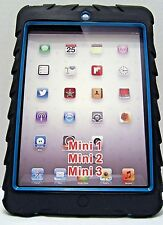 Tough Rugged Shell Case For iPad Mini 1/2/3 Retina, New US Stock, Free Shipping!