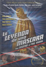 DVD - La Leyenda De Una Mascara NEW The Legend Of The Mask FAST SHIPPING !