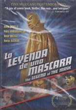 DVD - La Leyenda De Una Mascara NEW The Legend Of The Mask FAST SHIPPING !