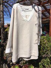 Women's Linen Shirt UK18
