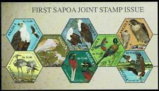 ANGOLA 2004 BIRD MINIATURE SHEET MNH **