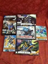 Lot of 6 Rare in box GUNDAM ew hg built wing MODEL BANDAI 1/144 gift deco gamer