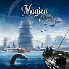 Magica - Center Of The Great Unknown [CD]