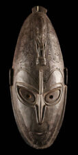 murik lakes mask, ancestor figure, oceanic tribal art, papua new guinea