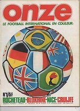 Magazine Onze mondial numéro 1