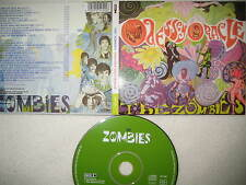 CD Limitiertes Digipak The Zombies – Odessey And Oracle Psychedelic Rock