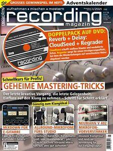 Mastering Tricks Schnellkurs für Profis im recording magazin
