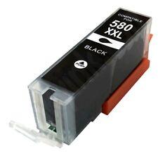 Black PGI-580 Canon NonOEM Ink Cartridge for Pixma TR7550 TS6150 TS8150 TR8550