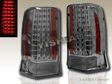 2002-2006 CADILLAC ESCALADE SMOKE LED TAIL LIGHTS NEW