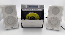 Panasonic Radio / CD Micro System SA-EN17 MP3 CD-R RW Playback W/Remote