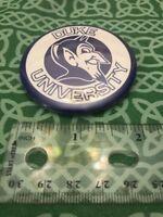 Vintage Retro Duke University Blue Devils Old Mascot Pin Back  FREE SHIPPING
