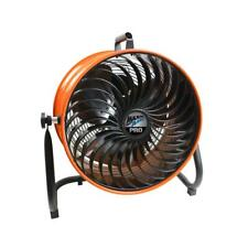 MaxxAir 16 in. High Velocity Turbo Floor Fan Orange