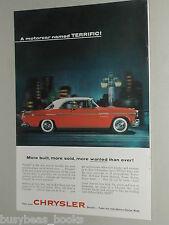 1955 Chrysler ad, Chrysler Windsor Deluxe