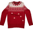 Marvel Comics Spider-Man Men's Ugly Christmas Sweater New LICENSED