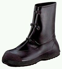 Honeywell Safety 11095-03-MD North SuperFit Chem Mid Height Overboot for Men, M