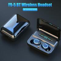 F9-5 Tws Drahtlose Bluetooth 5.0 Ohrhörer 8D Stereo in-Ohr Kopfhörer