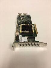 Adaptec ASR-5805Z 512MB 8-Port PCI-e SAS Controller RAID CARD LOW PROFILE