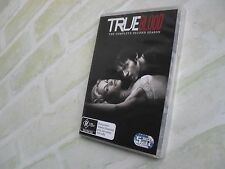 TRUE BLOOD THE COMPLETE SECOND SEASON 2 - REGION 4 PAL - 5 DISC DVD SET