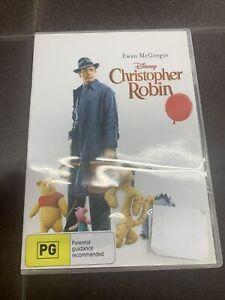 CHRISTOPHER ROBIN - DVD - Free Shipping.