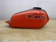 1978 Honda XR185 H1563> gas fuel petrol tank