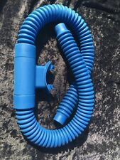 Vintage scuba hoses and mouthpiece silicone Blue for Healthways nemrod Broxton
