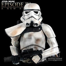 Sandtrooper (White Pauldron) Deluxe Collectible Bust  [Star Wars] - Gentle Giant