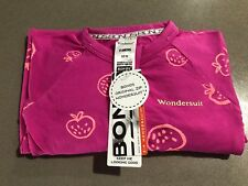 Bonds Baby Zip Zippy Wondersuit Girl (BRAND NEW STRAWBERRY PINK) BNWT Size 00